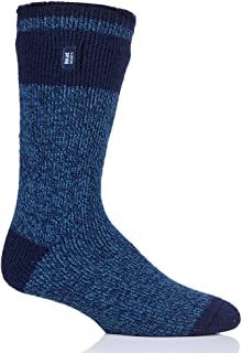 Heat Holders Mens Original Twist Socks, UK 6-11 US 7-12