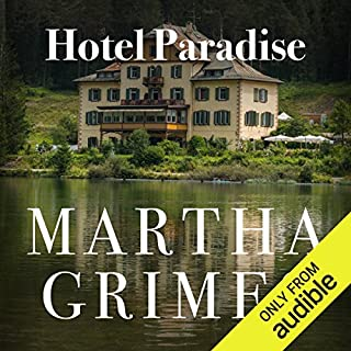 Hotel Paradise     Emma Graham, Book 1              By:                                                                                                                                 Martha Grimes                               Narrated by:                                                                                                                                 Robin Miles                      Length: 15 hrs and 2 mins     46 ratings     Overall 4.0