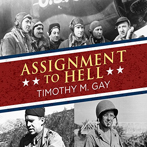 Assignment to Hell audiobook cover art