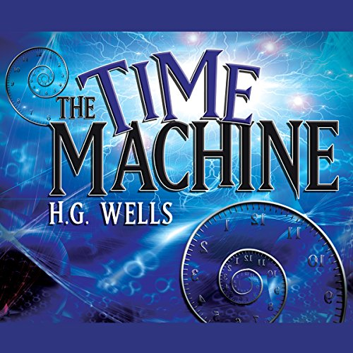 The Time Machine copertina