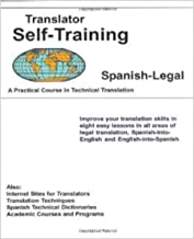 Sofer, M: Translator Self-Training Program, Spanish Legal: A Practical Course in Technical Translation