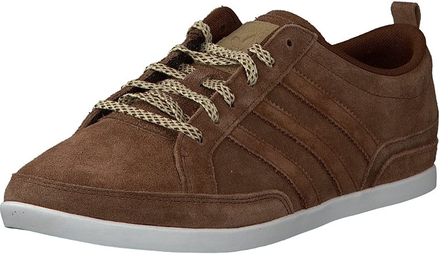 Adidas Originals Men's ADI UP LOW Low-Top Sneakers Brown Size  12.5 UK
