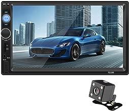 SWM 7010B Bluetooth Car Stereo 7 inch Screen AUX FM Radio Receiver+Camera