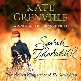 Sarah Thornhill cover art