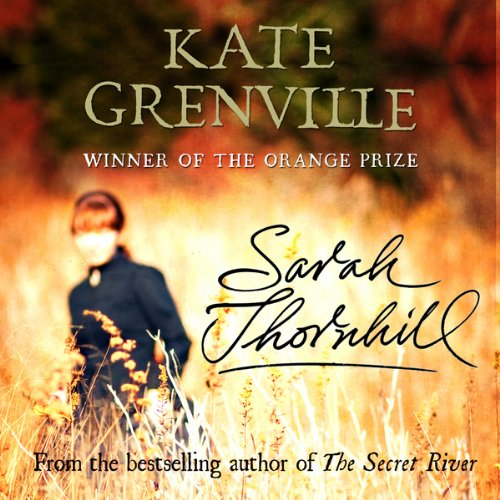 Sarah Thornhill audiobook cover art
