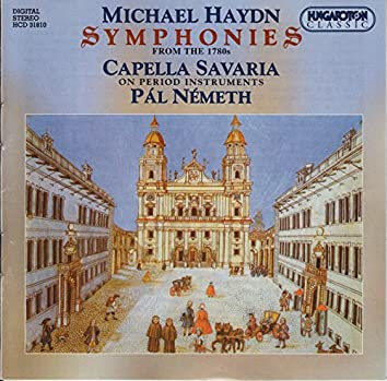 Haydn, M.: Symphonies From the 1770S