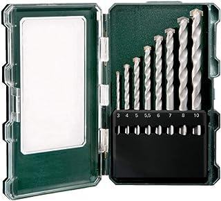 Metabo 626706000 Borrbits, Paket med 8