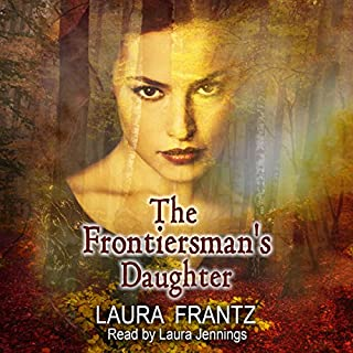 The Frontiersman's Daughter cover art