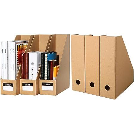 TIANSE 6 Compartiments Papier Fichier Document Corbeille à Courrier File Organizer Rack pour de Bureau et l'école