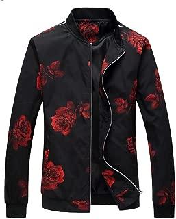 Best rose print jacket Reviews