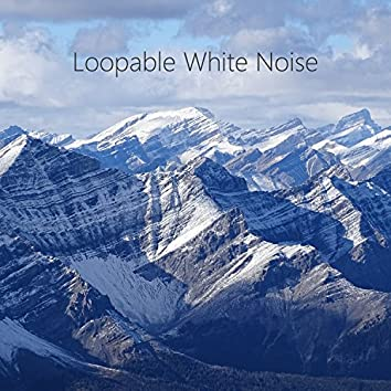 Looped White Noise to Sleep. Smoothed White Noise Loops for Baby Sleep