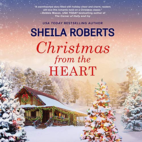 Christmas from the Heart audiobook cover art