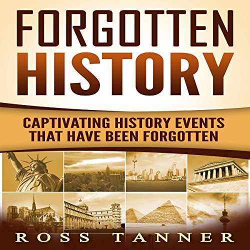Forgotten History audiobook cover art