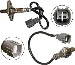 MAXFAVOR 2PCS Oxygen Sensor for Toyota 4Runner Upstream and Downstream O2 Sensor 234-9002 234-4261 02 sensor