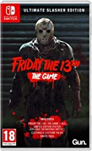 Friday 13th : The Game - Ultimate Slasher Edition - Nintendo Switch [Importación francesa]