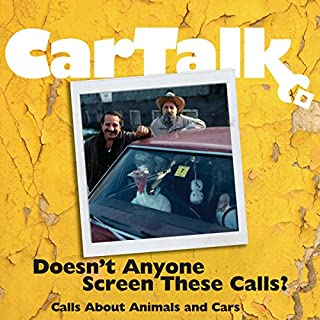 Car Talk: Doesn't Anyone Screen These Calls? cover art