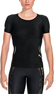 SKINS Women's A400 Short Sleeve Compression Top