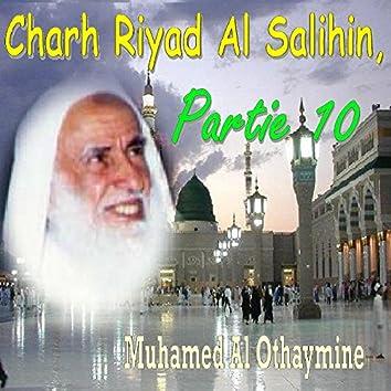 Charh Riyad Al Salihin, Partie 10 (Quran)
