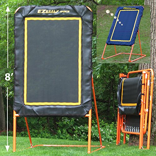 EZGoal Rebounder: Best Lacrosse Rebounder For The Money