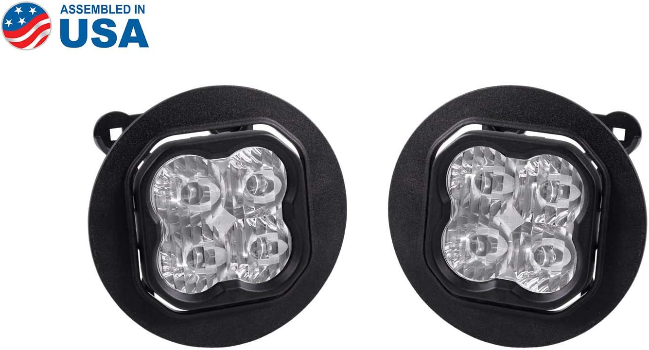 Diode Dynamics SS3 San Diego Mall LED Fog Light compatible Reservation Outb with Subaru Kit