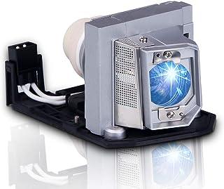 Lanwande BL-FU240A Bombilla para lámpara de Repuesto con Carcasa para proyectores Optoma HD25-LV DH1011 HD25 EH300 HD25e HD131Xe