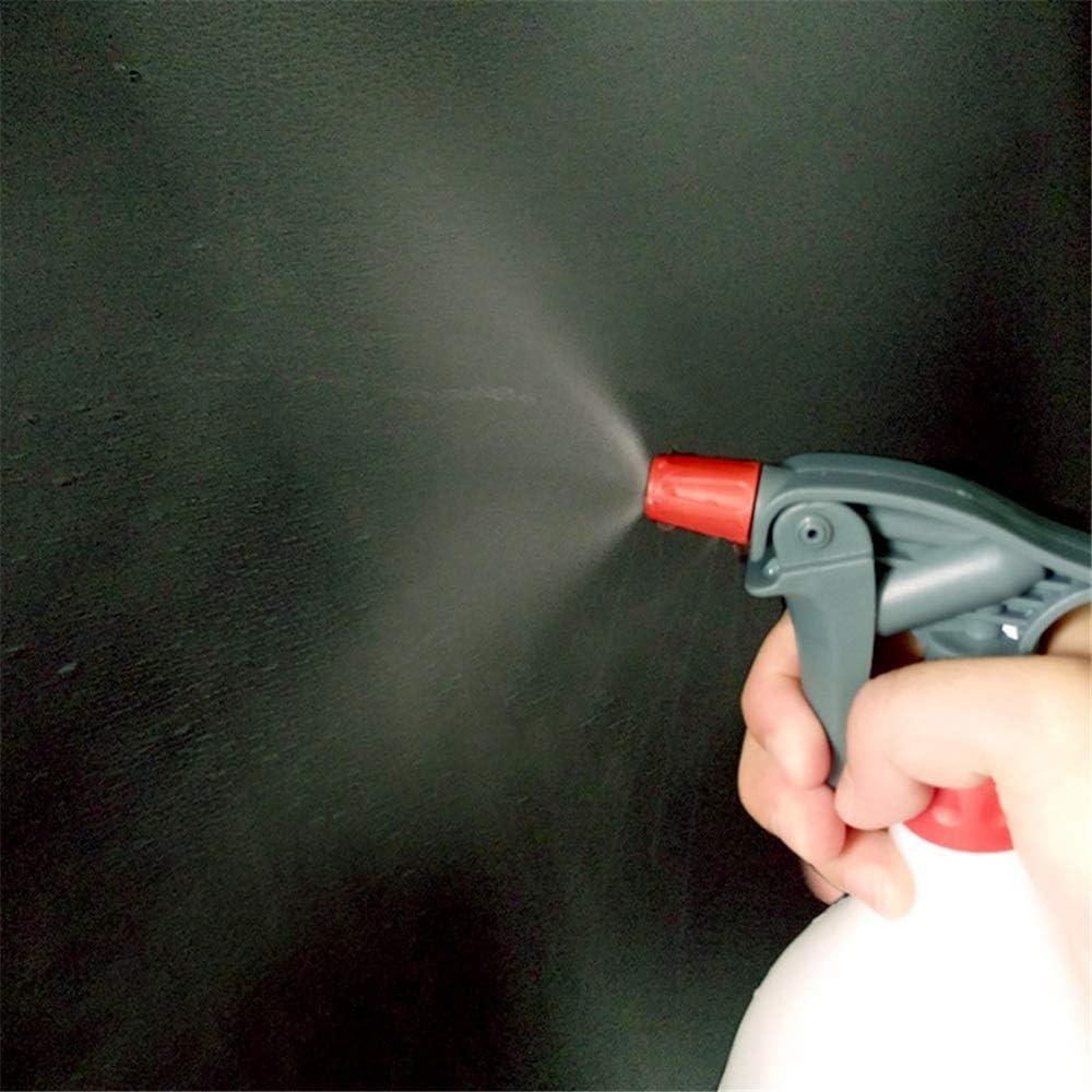 Cfbcc Bouteille Vide Spray Ensemble de 2 Vaporisateur Rechargeables Eau Sprayer Et Jardin des m/énages 1000ml for leau Cuisine Salle de Bain et Nettoyage Color : White, Size : 1000ml