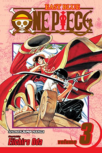 One Piece, Vol. 3: Don't Get Fooled Again (One Piece Graphic Novel) (English Edition)