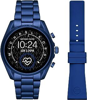 Michael Kors Gen 5 Bradshaw Women's Multicolor Dial Aluminium Digital Smartwatch - MKT5102