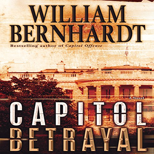 Capitol Betrayal audiobook cover art