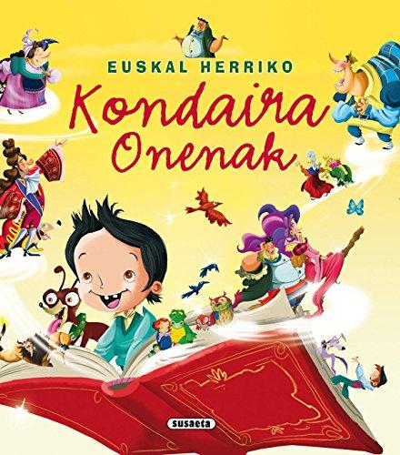 Euskal Herriko kondaira onenak (Euskal ipuinak)