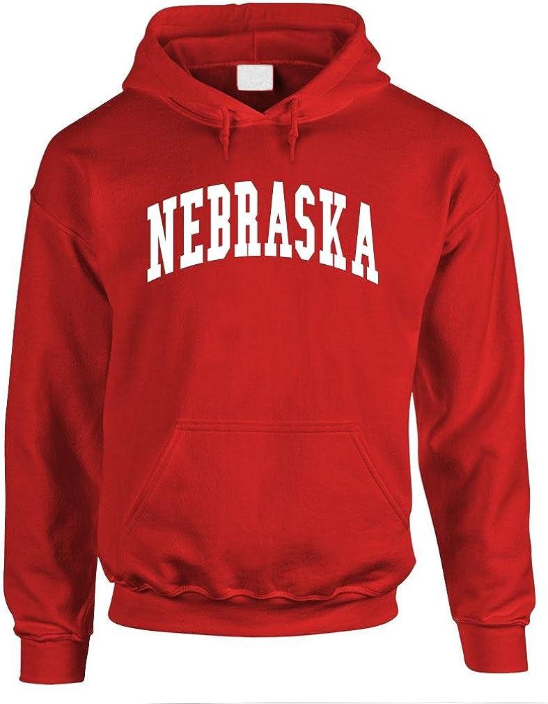 Low price NEBRASKA - usa america state Hoo patriotic Pullover pride Fashionable Mens
