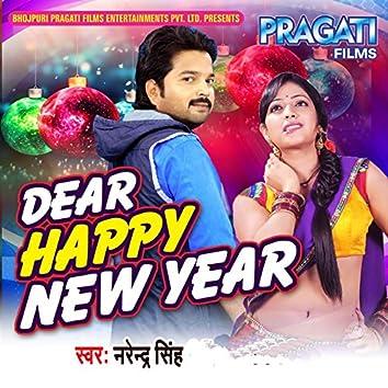 Dear Happy New Year - Single