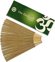 Om Incense Patchouli 100% Natural Fragrance Incense Sticks 100 Grams