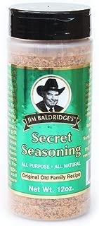 jim baldridge seasoning