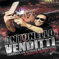 Tortuga Un Giorno In Paradiso Stadio Olimpico 2015 (3CD+PAL DVD)