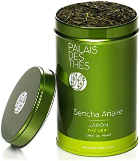 Palais des Thés Sencha Ariake Green Tea, 3.5oz Metal Tin