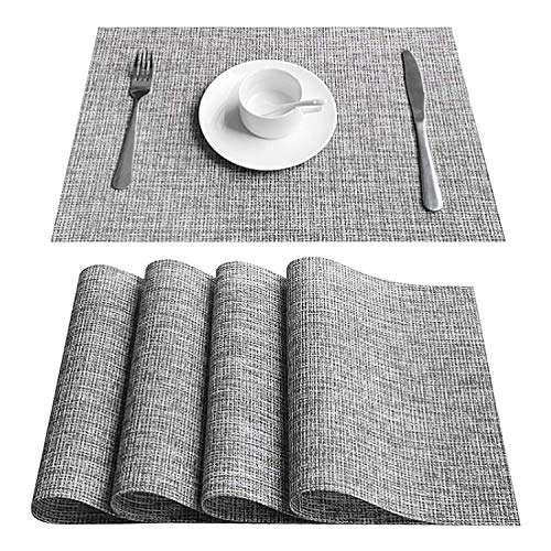 tapetes individuales para mesa marca TYC