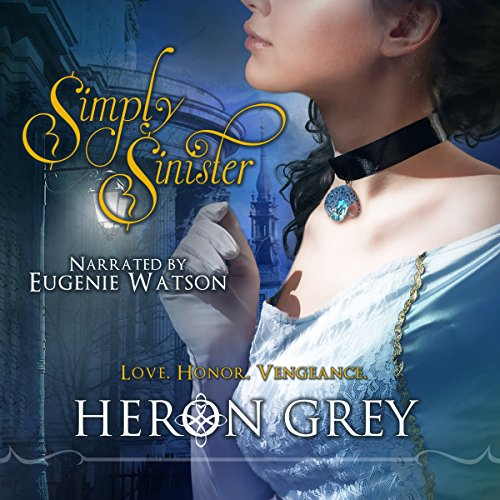 Simply Sinister audiobook cover art