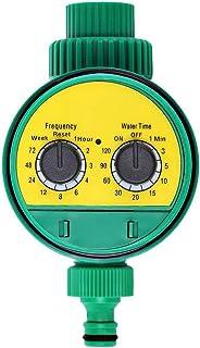 Leoie Automatic Watering Irrigation Timer Knob Type Garden Sprinkler