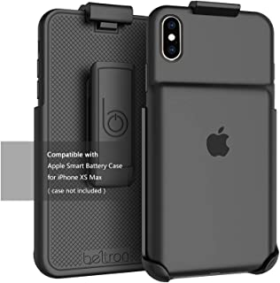 Belt Clip Holster Compatible with Apple Smart Battery Case (for iPhone Xs Max) - Smart Case NOT Included