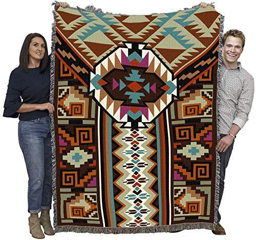 Pure Country Weavers Manta peruana para tapiz
