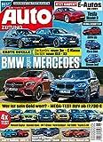 Auto Zeitung 18/2019 'BMW gegen Mercedes'