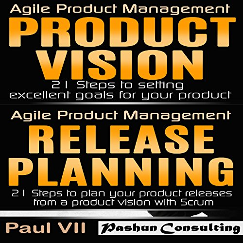Agile Product Management Box Set cover art