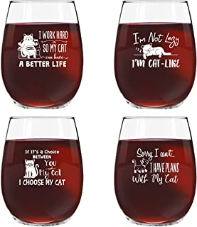 Best stemless wine glasses funny Reviews