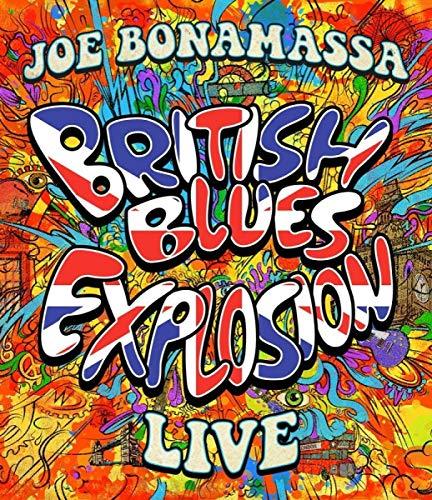 Joe Bonamassa - British Blues Explosion Live [Blu-ray]