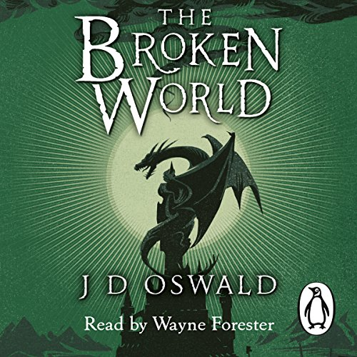 The Broken World audiobook cover art