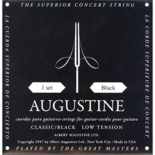 Augustine Acoustic Guitar Knob (AUGBLKSET)