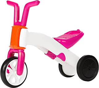 pedal less tricycle