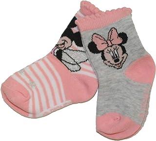 Minnie - Disney, Minnie – Juego de 2 pares de zapatillas de Disney
