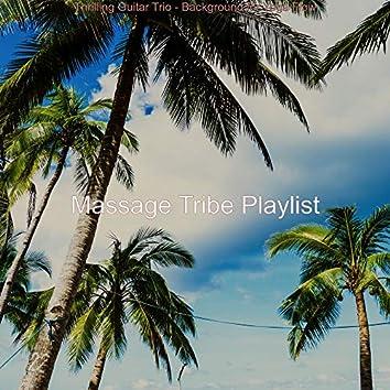 Thrilling Guitar Trio - Background for Yoga Flow